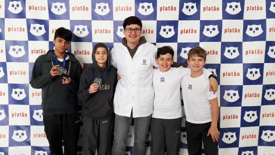 2º Lugar Estadual na Olimpíada Brasileira de Robótica (OBR)