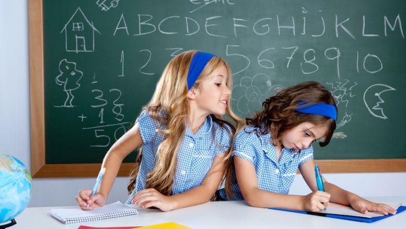 Colar na escola é um ato de corrupção