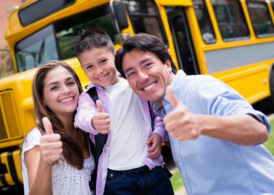 A importância do envolvimento das famílias na rotina escolar