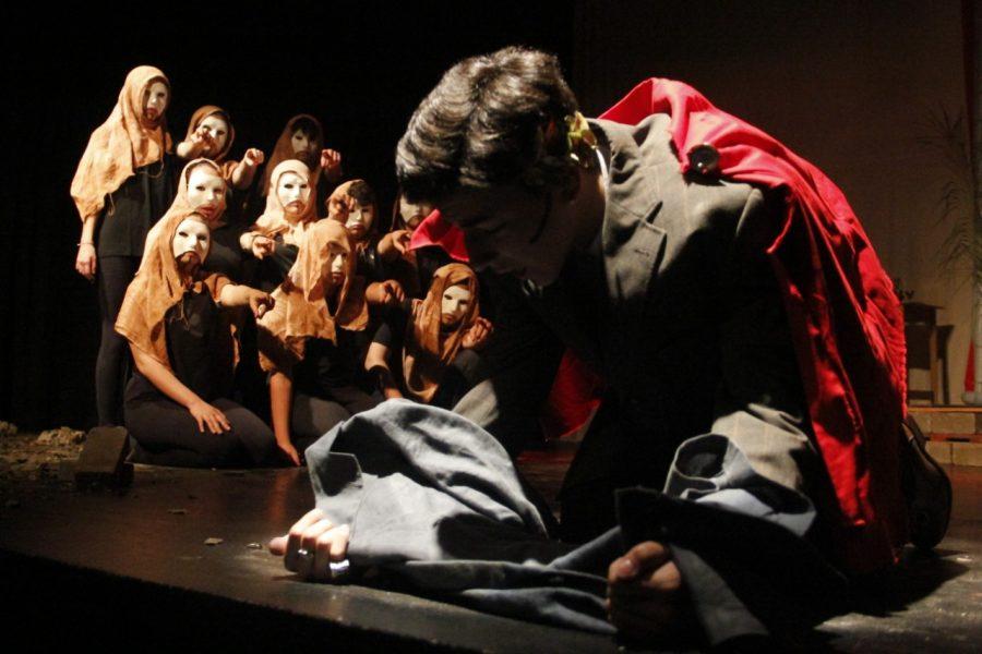 Elementos teatrais são ferramentas pedagógicas no desenvolvimento da expressividade
