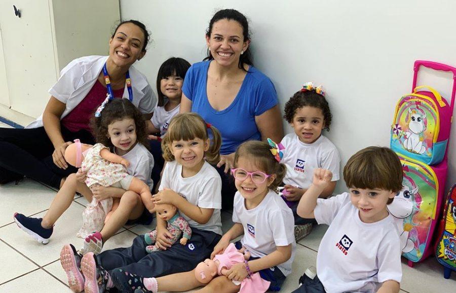 Parceria entre escola e família faz diferença na adaptação da criança à nova rotina
